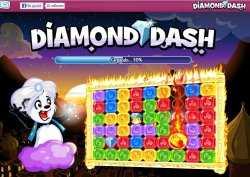 Juego romper diamantes