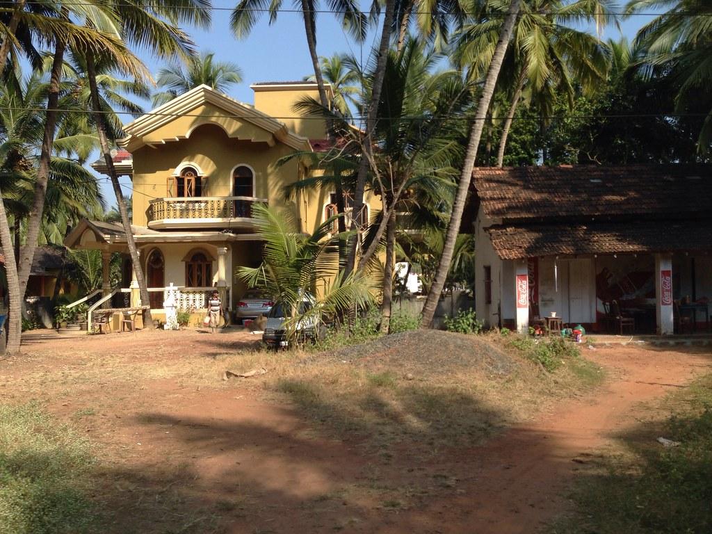 Village Residence in Arrosim