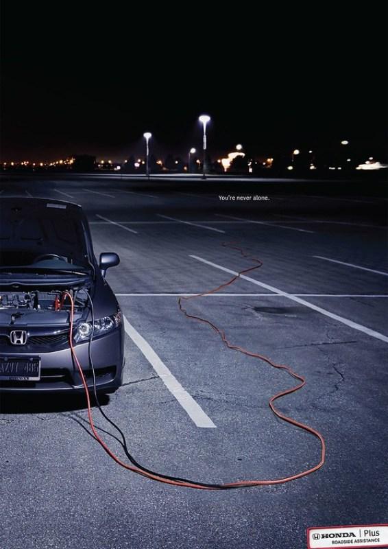 Honda - Never Alone Electric