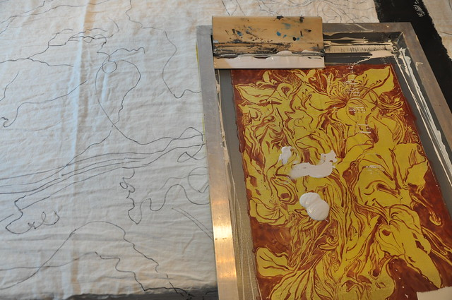 printing 1st print layer