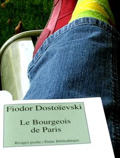 Dostoievski Le bourgeois de Paris