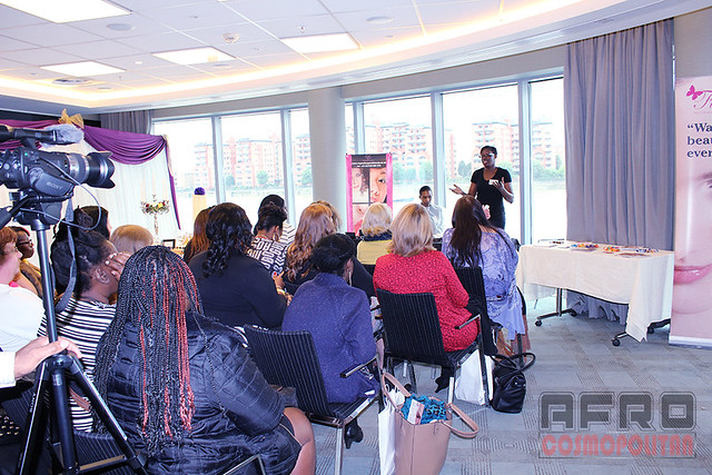 Chantelle Graham Makeup Seminar