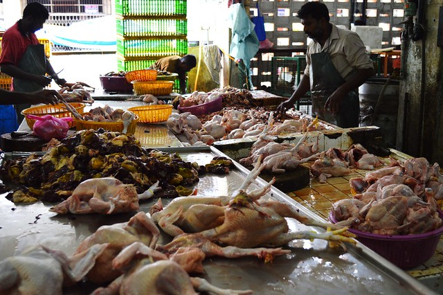 chicken at the market penang