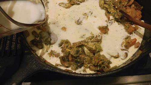 Creamy Squash Pasta 15
