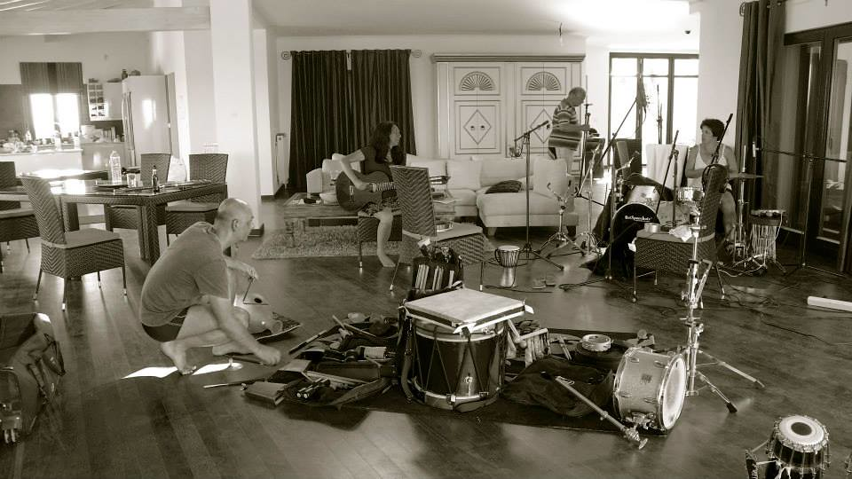 ZÉLIA FONSECA & BAND RECORDING | testing ArtSpaceHotel with special guests & friends