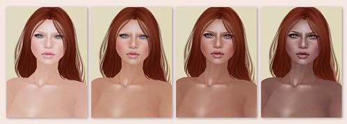 Fresh Face Doll Evie skin