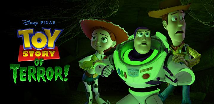 Toy Story of Terror - Disnerd dreams