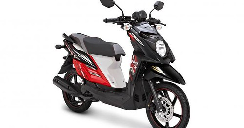 Yamaha X Ride 115 FI: Scooter All-Road Economica