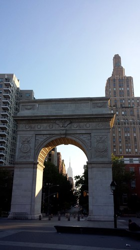 Good morning Washington Square