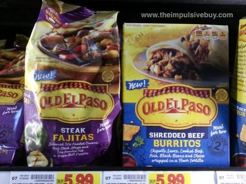 Old El Paso Meals 1