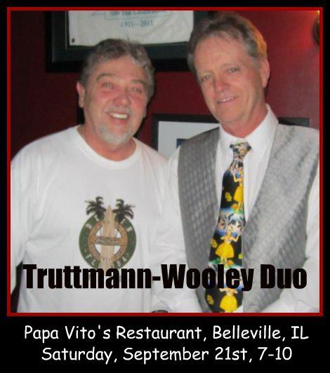 Truttmann-Wooley Duo 9-21-13