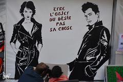 Paris Live Painting -