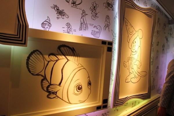 Animator's Palate on the Disney Magic