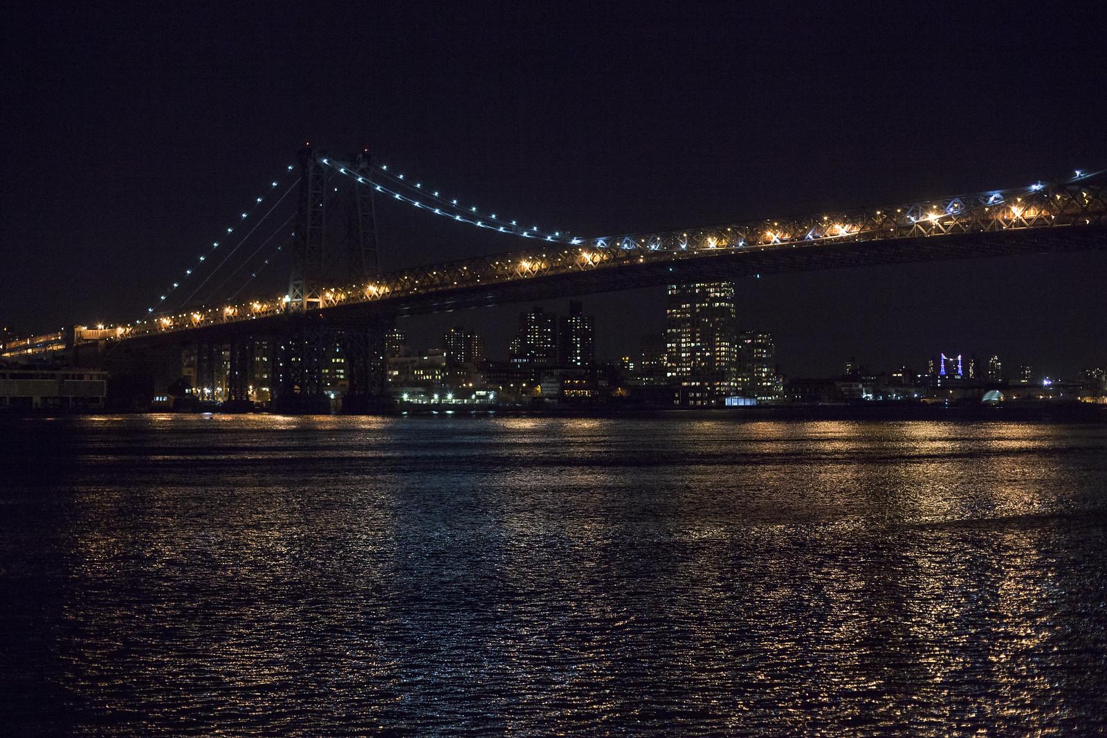 Williamsburg Bridge by wwward0