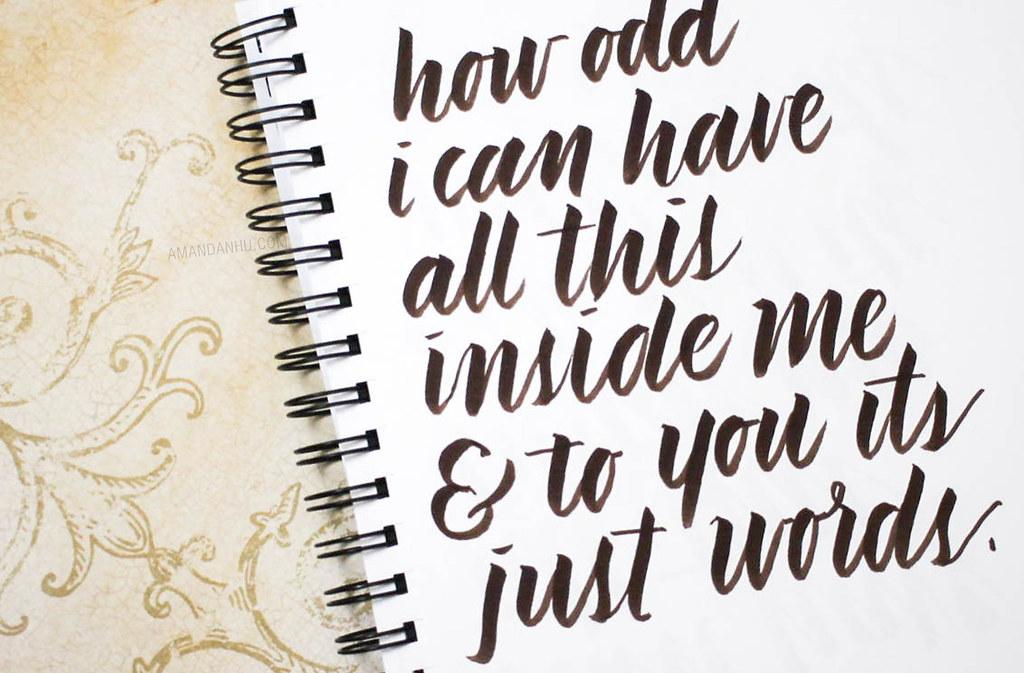 brush pen quote 2