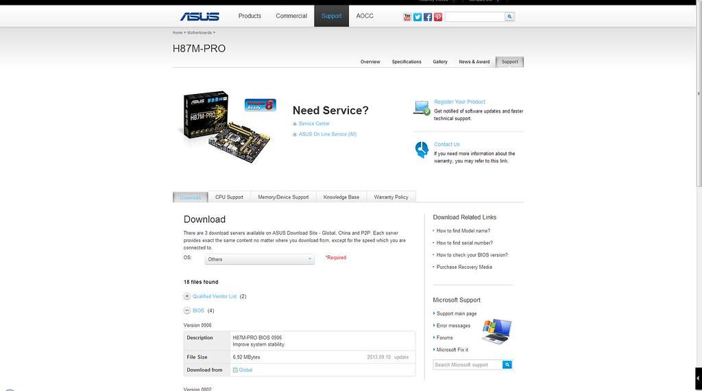 [Review]ASUS H87M-PRO LGA 1150