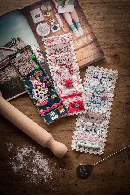 Sweet Paul Magazine Bookmarks