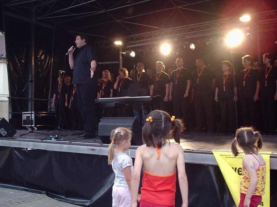 2004-06-26 Marktplatzfest, 26. Juni 2004