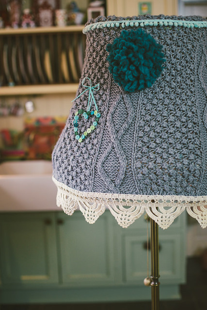 The Knitted Lampshade