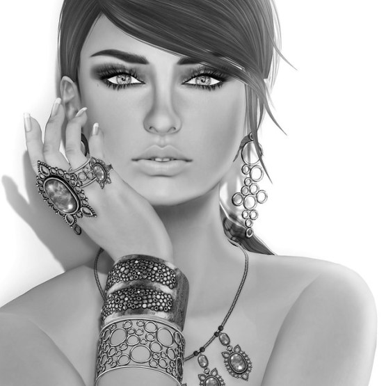 Black & White Portrait Challenge