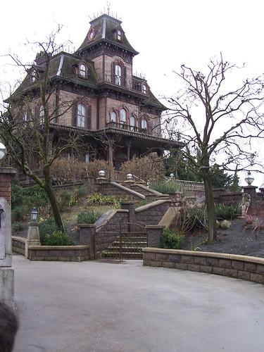 Eurodisney - Phantom Manor