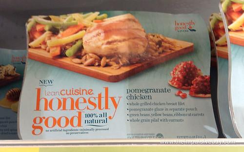 Lean Cuisine Honestly Good Pomegranate Chicken
