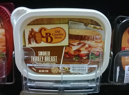 Cracker Barrel Old Country Store Smoked Turkey Breast