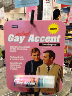 Gay Accent Lip Balm