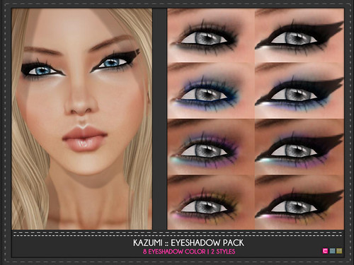 Kazumi Eye Shadows