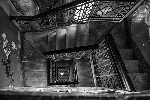 Stairs to... heaven? by Rey Cuba