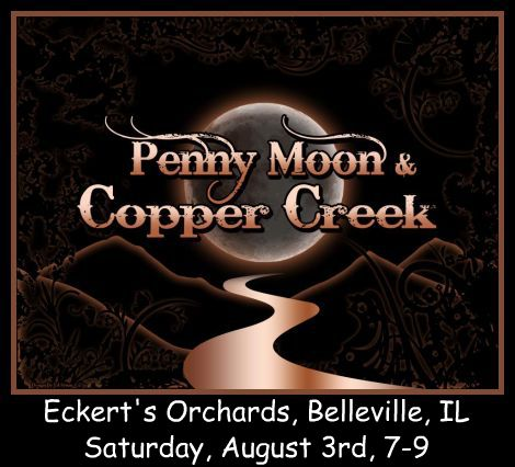 Penny Moon & Copper Creek 8-3-13