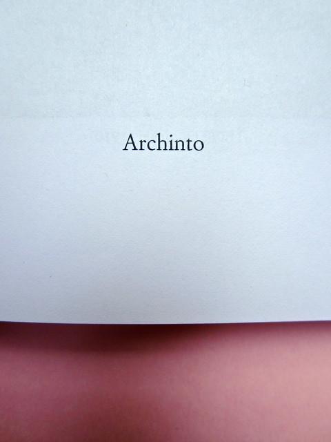 H. D., Fine al tormento. Archinto / RCS 2013. [responsabilità grafica non indicata]. Frontespizio (part.), 2