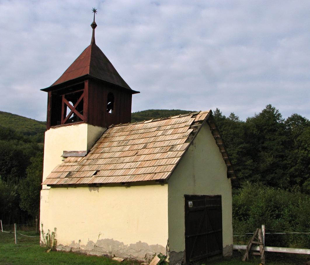 Zvonica v Červeňanoch
