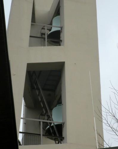 Glocken von St. Ansgar Berlin
