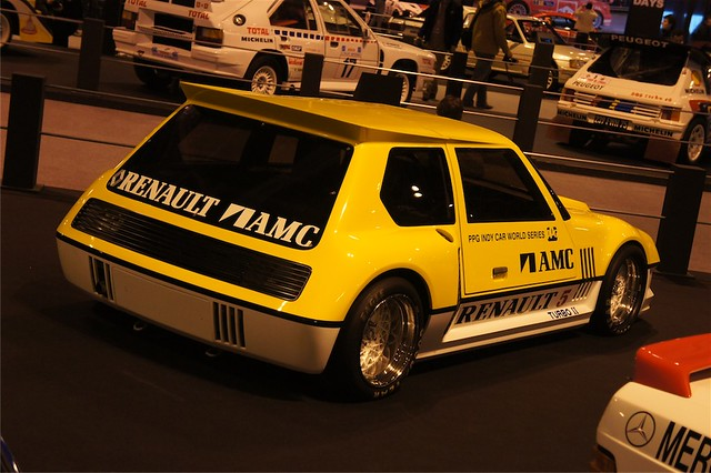 Renault-AMC 5 Turbo PPC Indy Pace Car