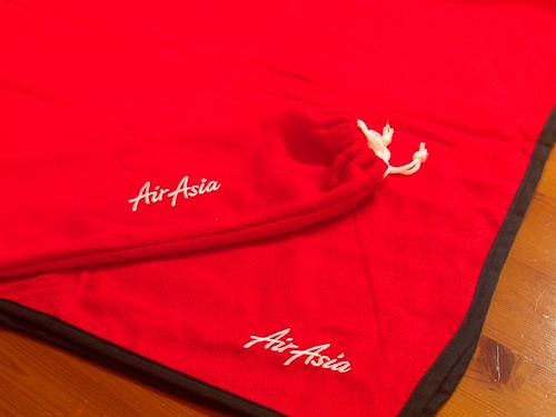 AirAsia Comfort Kit