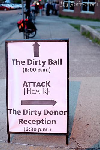 Dirty Ball 2013