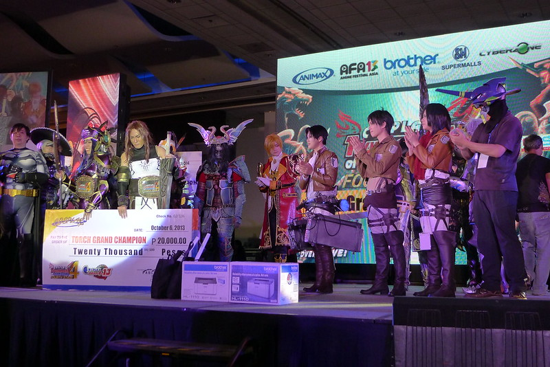Cosplay Mania 2013 Day 2 Event Report