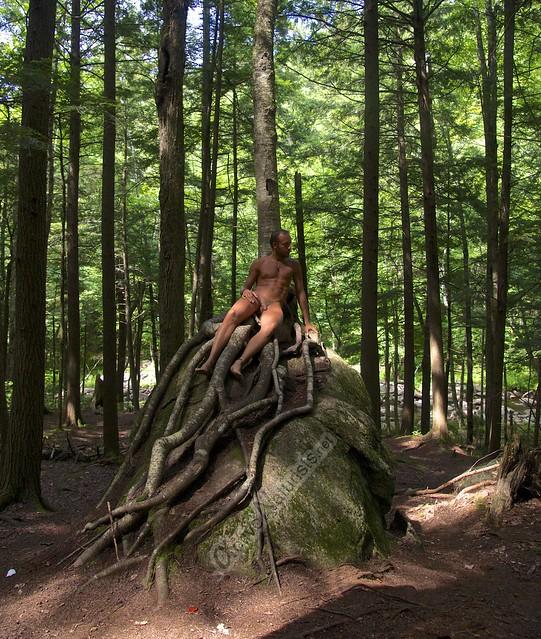 naturist 0010 Adirondack, NY, USA
