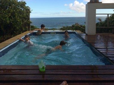 Pool at Xai Xai