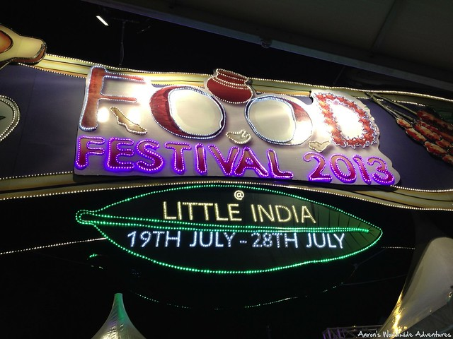 Little India Food Festival