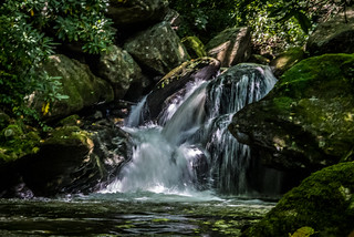 Lower Sols Creek Falls