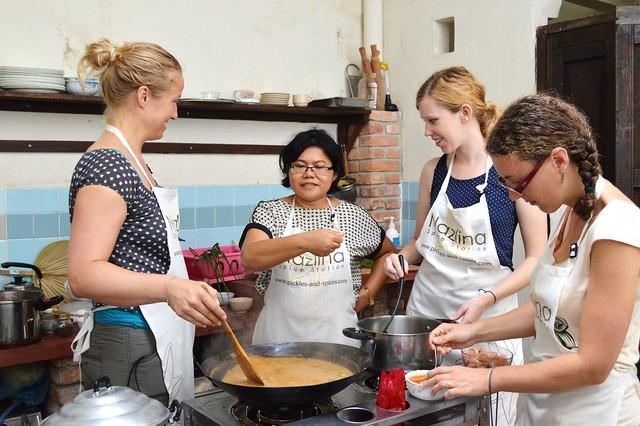 cooking class penang