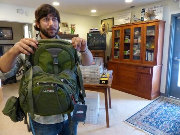 Umpqua Packs and Vests