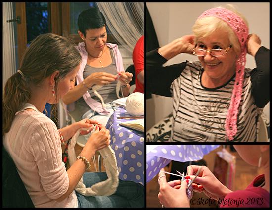 knitting school may