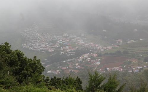 Views ofOoty below