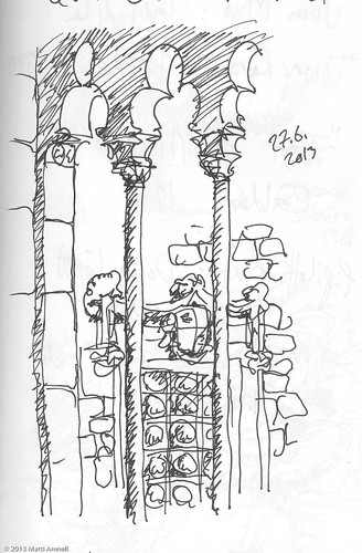 Barcelona Sketchbook-8