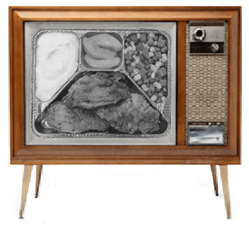 Septemner 10th: TV Dinner Day