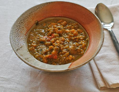 Tim's Sweet Potato Soup