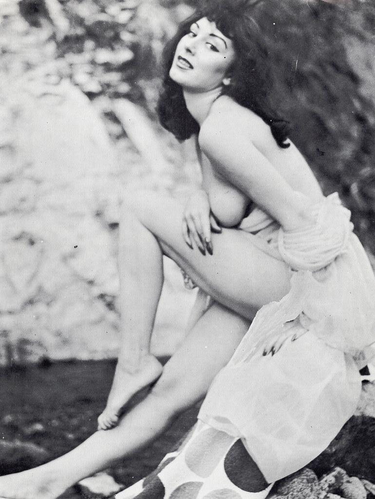 Daris Galke Mermaid Annual 1960